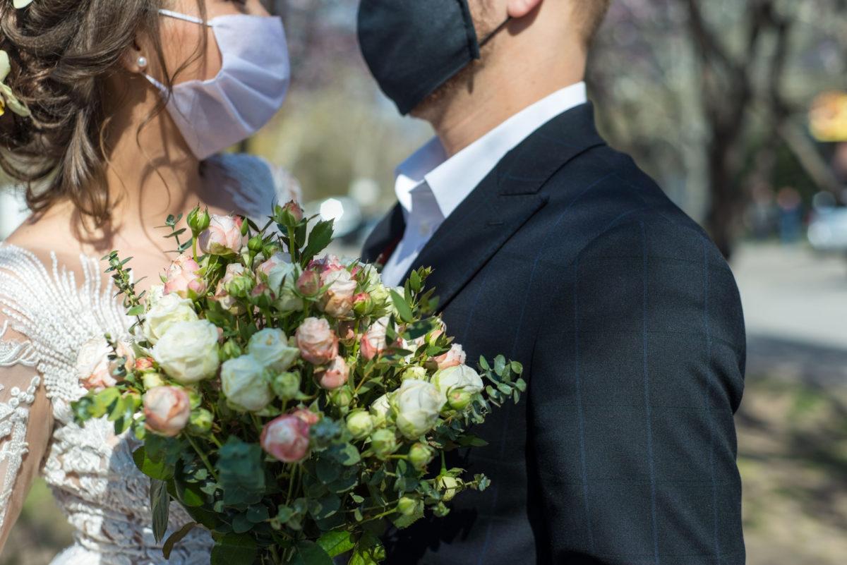 Tanzen Hochzeit Corona